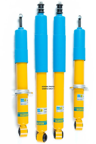 BILSTEIN B6 NM-NX PAJERO GAS FRONT STRUTS & REAR SHOCKS - SET 4