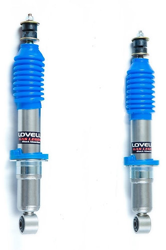 LOVELLS GAS LEGEND NP300 06/15+ HEAVY DUTY FRONT STRUT SHOCKS - ONE PAIR