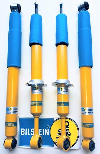 BILSTEIN B6 HILUX KUN/GUN 03/05+ X-L/T GAS FRONT STRUTS & L/T REAR SHOCKS - 4.