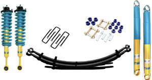 "BILSTEIN / EFS 4x4 COMBO GAS RG COLORADO 2012-2020 +2""&+2"" LIFT KIT"