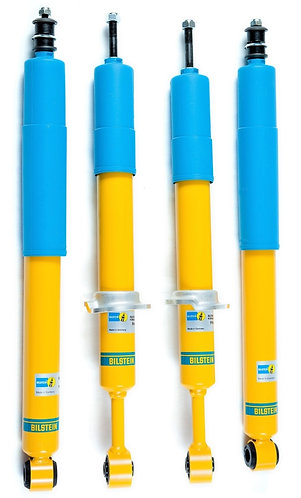 "BILSTEIN PRADO 120 SERIES 0""-2"" GAS H.D. FRONT STRUTS & H.D. REAR SHOCKS - 4"