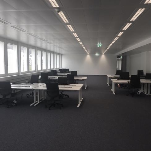 Umbauten Büros Beringen