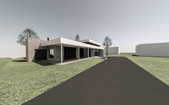 Neubau EFH Heuscher, Hauptwil-Gottshaus TG