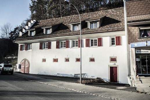 Umbau Gemeindehaus, Bargen SH