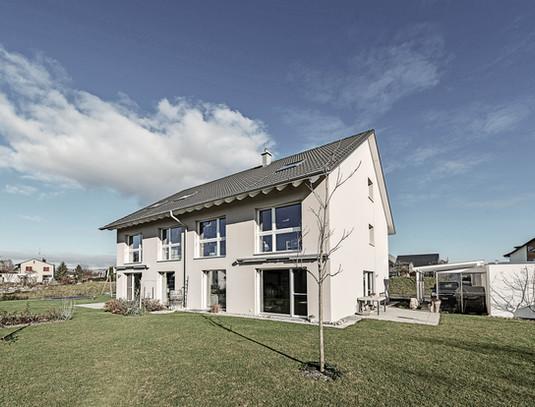 Familienhäuser im Glaser, Neunkirch SH
