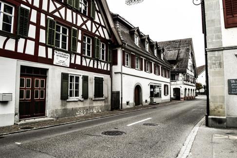 Umbau Seestrasse, Berlingen