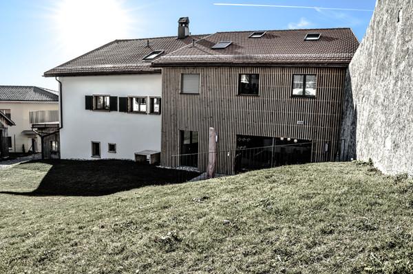 Umbau EFH Kohler, Malans GR