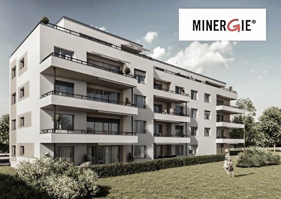 Neubau MFH Alpenblick, Neuhausen SH