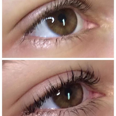 Lash Lift with Tint - if you want to hav