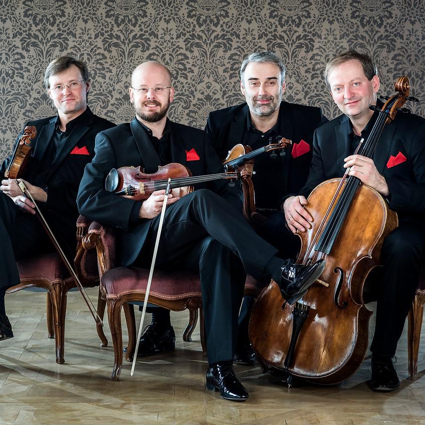 Ivo Kahánek & České filharmonické kvarteto