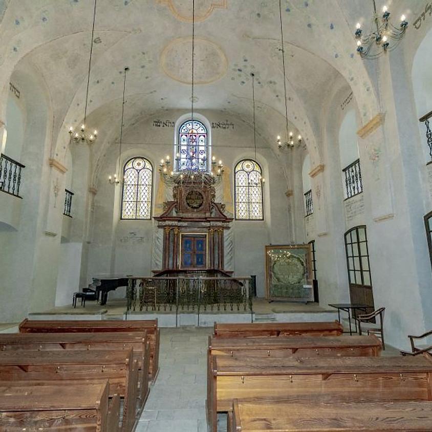 Kolín, synagoga