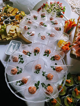 finger buffet matrimonio
