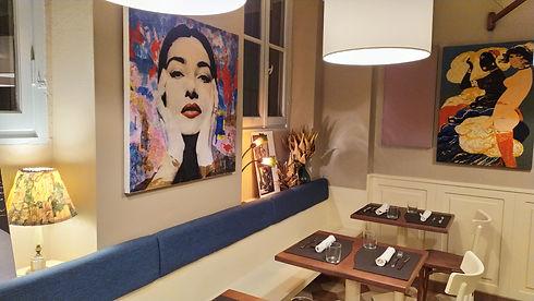 Sala artisti