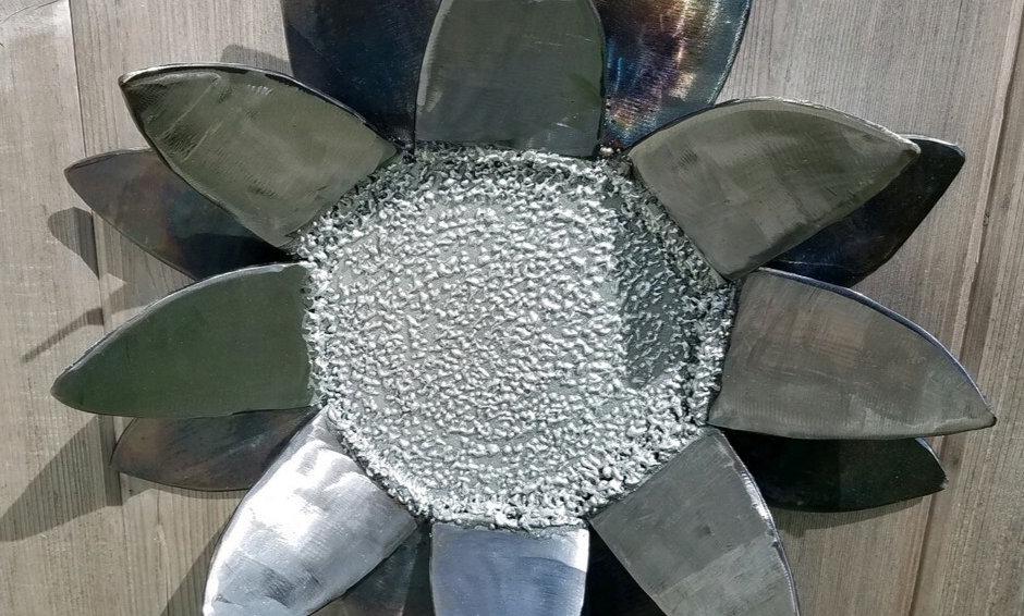 Steel Sunflower