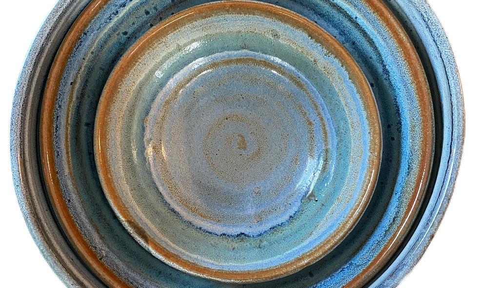 Sea Scape Small Bowl
