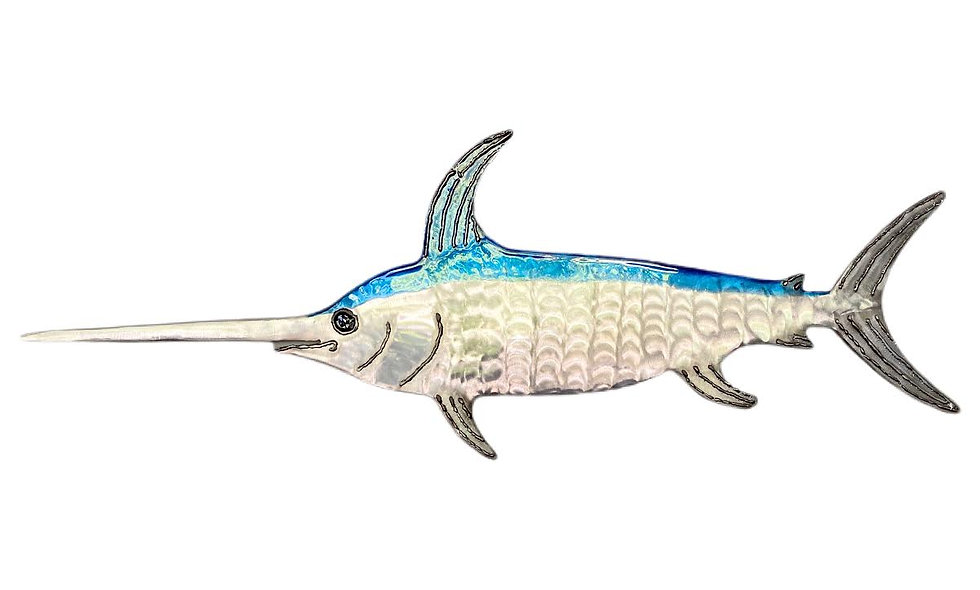 Steel Swordfish