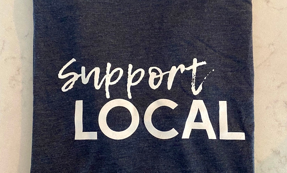 Support Local T-shirt