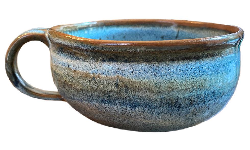 Sea Scape Chowder Bowl