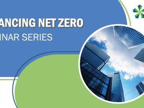 Advancing Net Zero Webinar Series