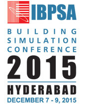 Building Simulation Conference 2015 – India