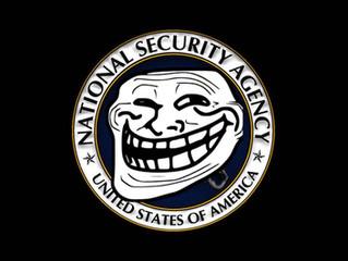 National Security Agency Slavery