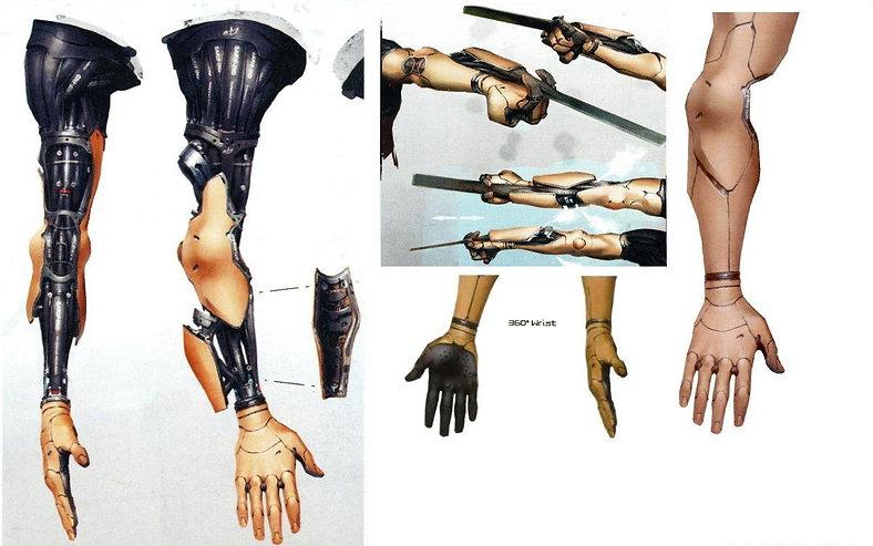 Bionic Prosthetics