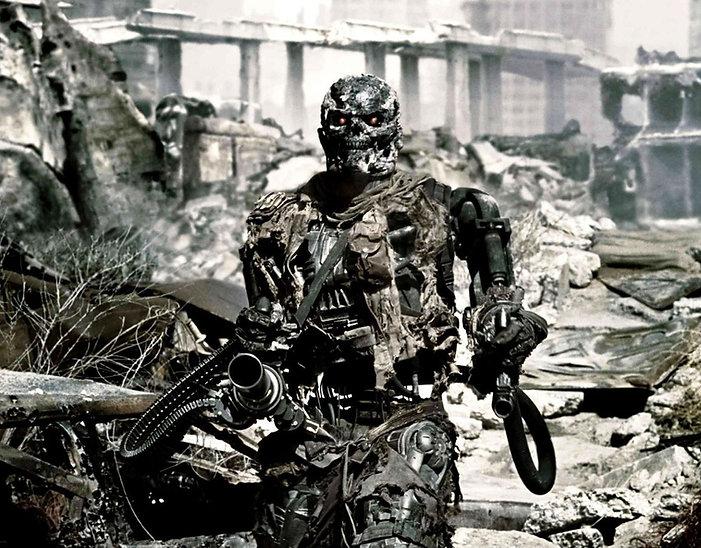 Terminator Timeline