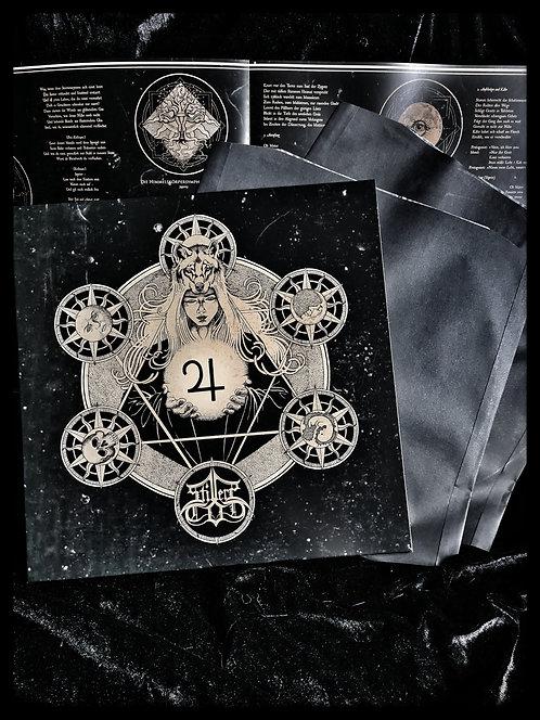 STILLERS TOD - Jupiter  (Doppel LP)