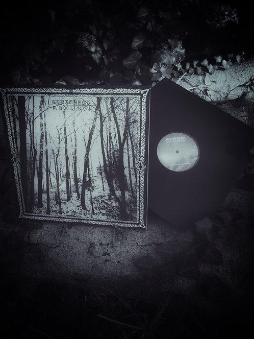Bergthron - Verborgen in den Tiefen der Wälder  (LP)