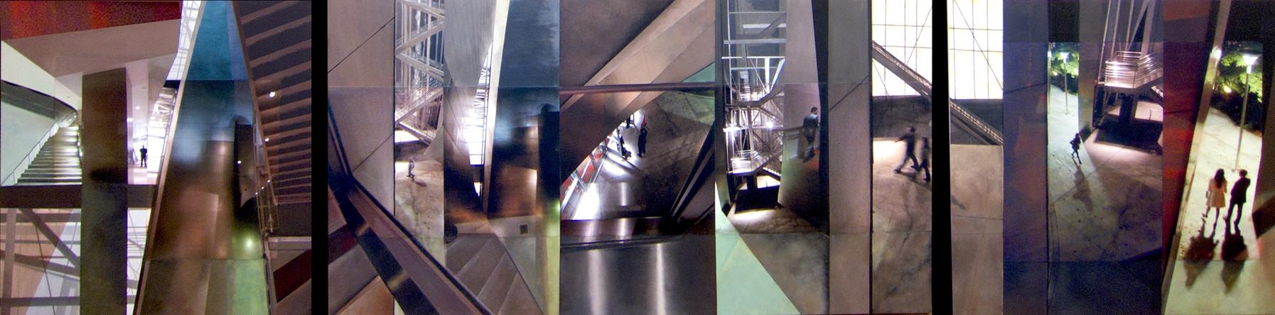 Intermission Triptych