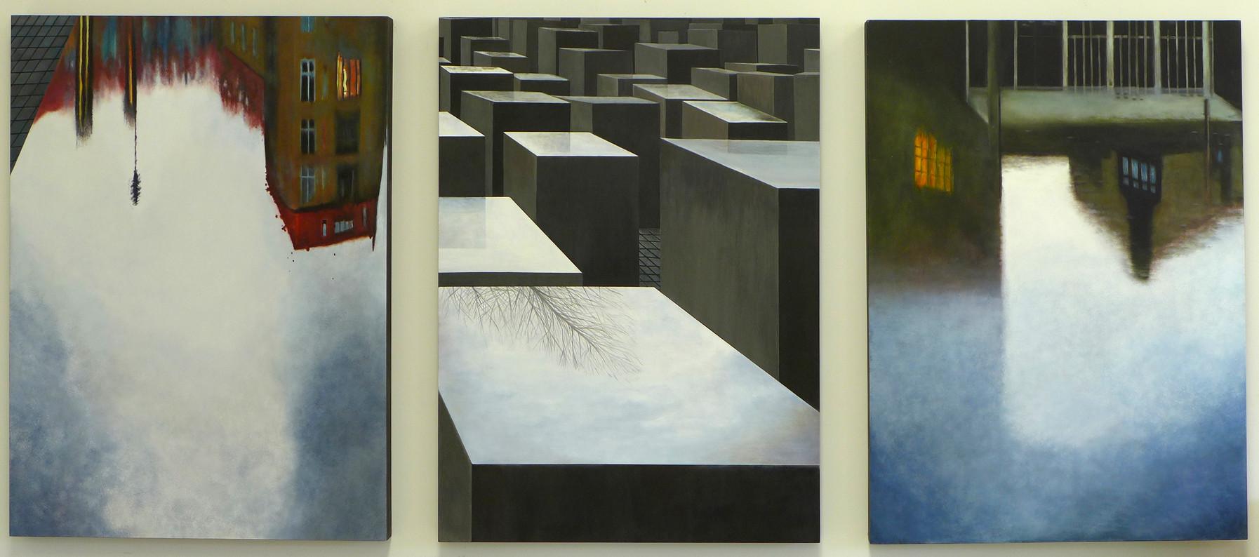Berlin Memorial Triptych
