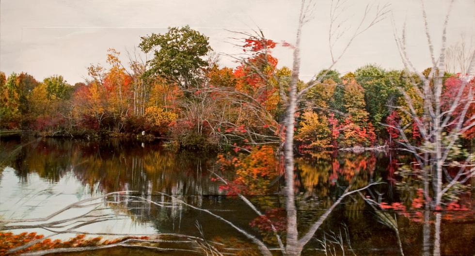 Fall Lake Connecticut