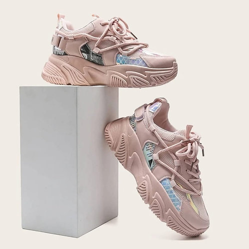 I will love to wear you sneakers