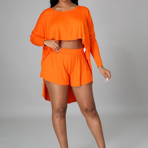 Me and you love Orange