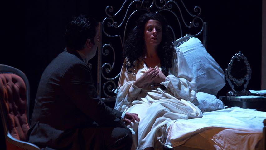 Violetta's death