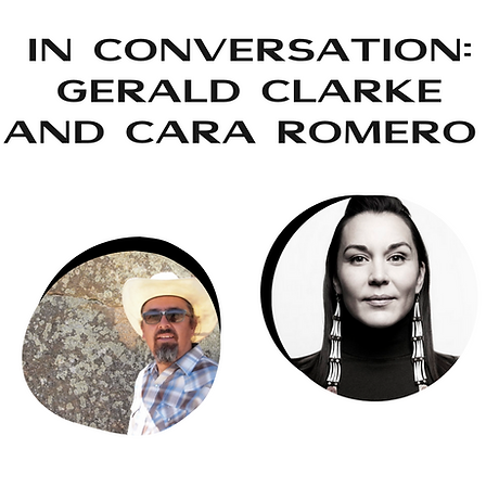 In Conversation Gerald Clarke and Cara Romero.png