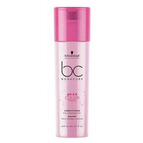 Schwarzkopf BC Bonacure pH 4.5 Color Freeze Conditioner 200ml
