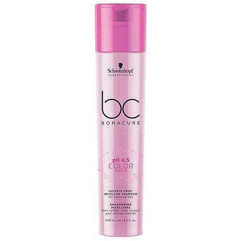 Bonacure pH 4.5 Color Freeze Sulfate Free Shampoo 250ml