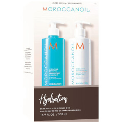 Moroccanoil Hydrating Shampoo & Conditioner Duo 500ml