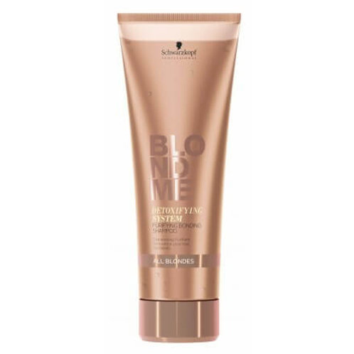 Schwarzkopf BlondMe KERATIN Bonding Shampoo 250ml