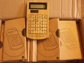 Taschenrechner für Kiel.