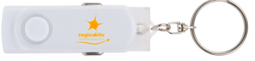 Drehbarer Schlüsselanhänger Leistung: 5 V/1.000 mAh Eingangsleistung 12–24 V; geeignet für PKW und LKW Geteilter Schüsselring aus Metall, 32 mm