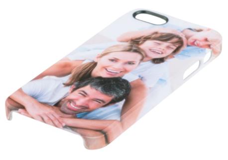 Schutzhülle für iPhone® 5 mit mattem