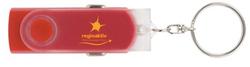 Schlüsselanhänger mit Fahrzeugadapte