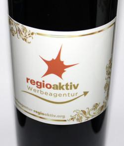 Werbeagentur regioaktiv Wein