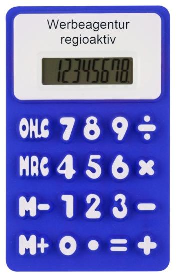 Flexibler Taschenrechner