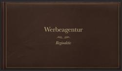 Edele Leder Visitenkarten