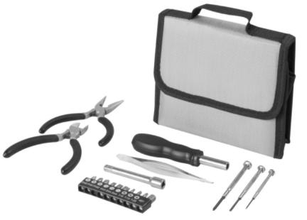 25-teiliges Werkzeugset