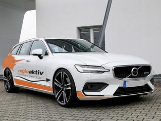 Design für Volvo V60