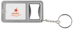 Schlüssellicht und Flaschenöffner